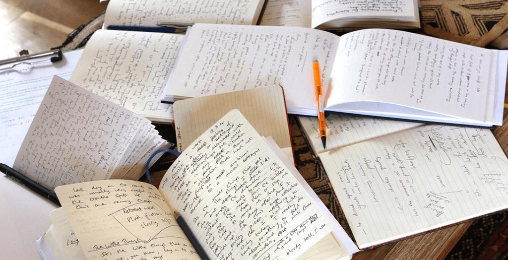 Tips einde schrijven