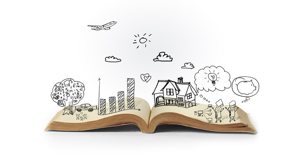 Beginnen met het schrijven van je boek