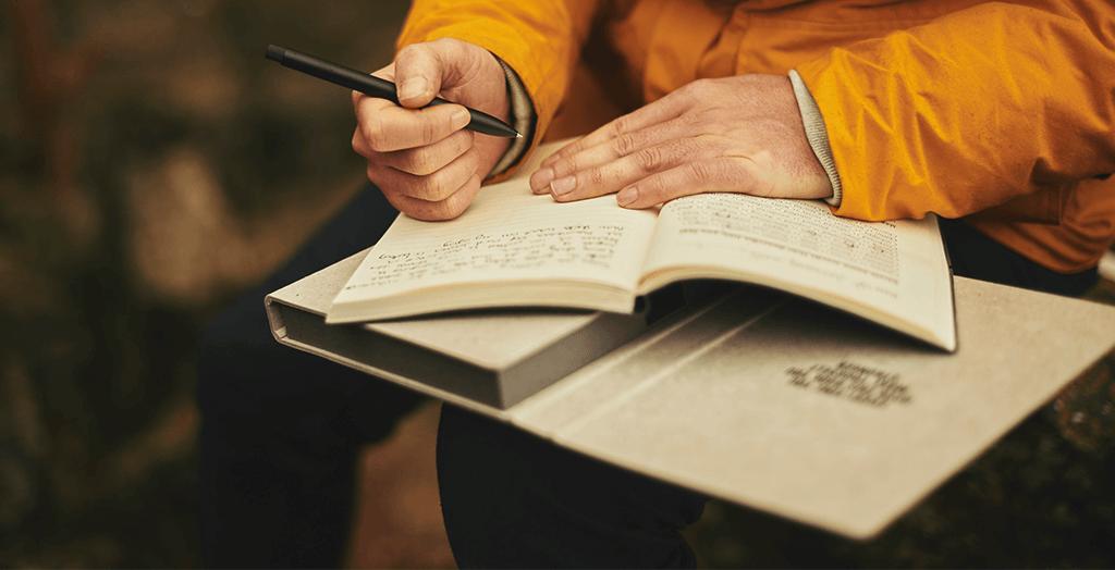 Een Roman Schrijven