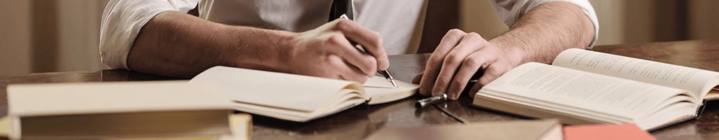 Boek schrijven software